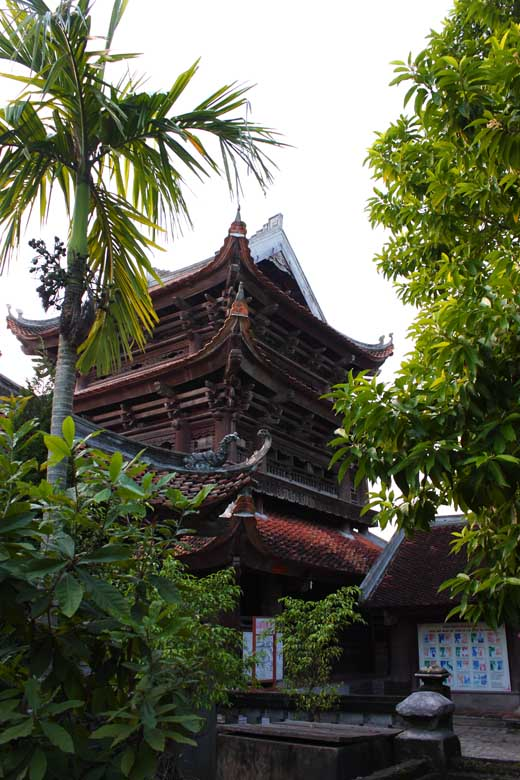 Keo Pagoda- A Pride for the Whole Vietnam