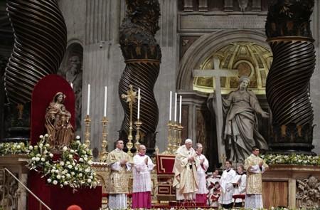 Giáo Hội Năm Châu: Giáng Sinh trên khắp thế giới