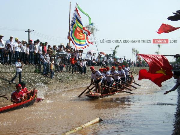 Chùa Keo Hành Thiện Nam Định