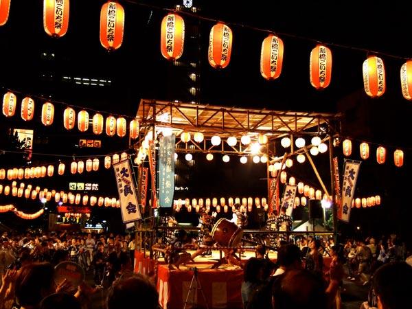 Lễ hội Vu Lan Nhật Bản